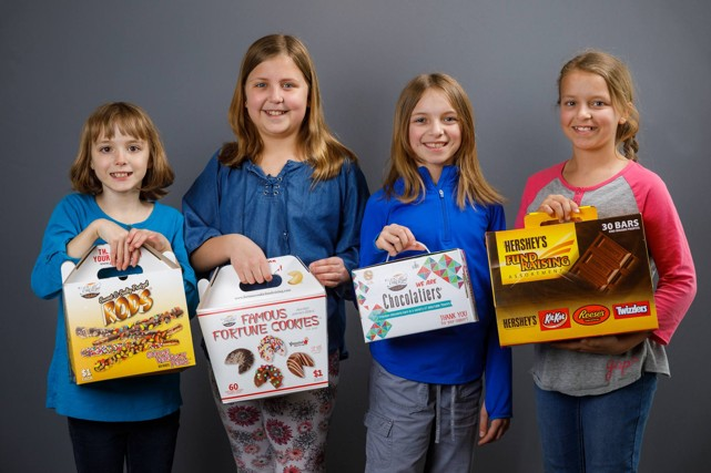 Candy Bar Fundraisers For Northeast Ohio Schools Amp Youth