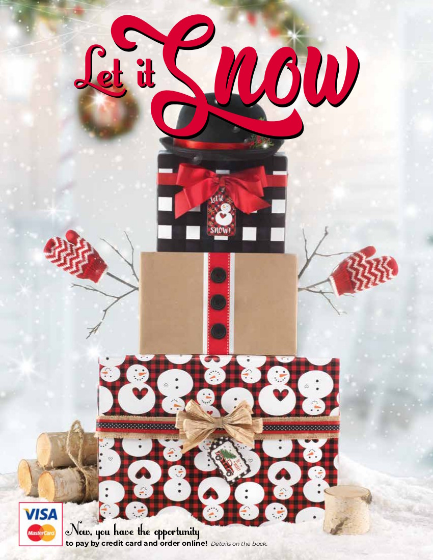 holiday fundraising catalog